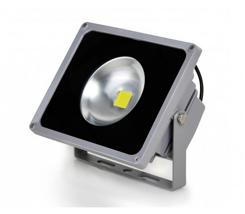 QDLED-T003 10W-50W单颗集成led投光灯