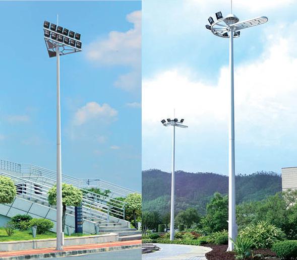 15米-35米专业自动升降体育足球场高杆灯塔(QDGGD-007)